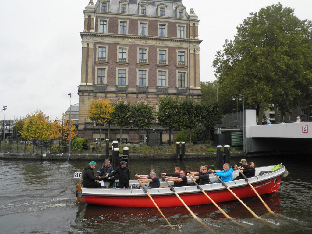 Grachtenrace Amsterdam 2019
